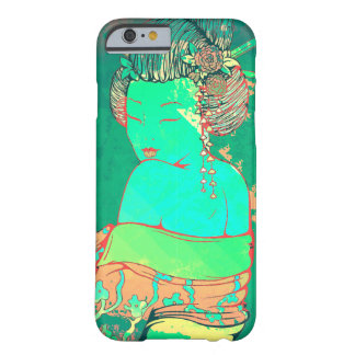 Geisha Psychedelic Barely There iPhone 6 Case