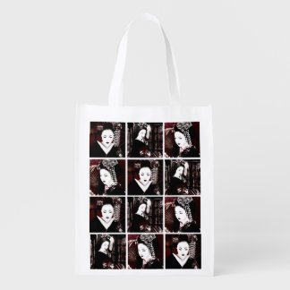 Geisha Reusable Grocery Bag