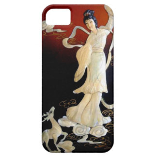 geisha shell art iPhone 5 cases