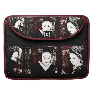 Geisha Sleeve For MacBook Pro