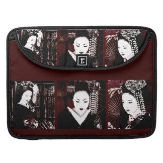 Geisha Sleeve For MacBooks