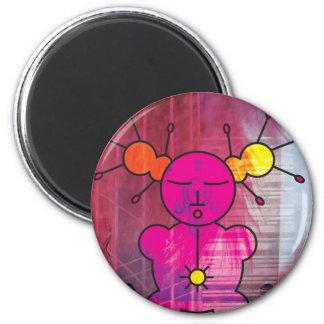 Geisha space magnet