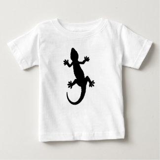 gekko silhouette baby T-Shirt