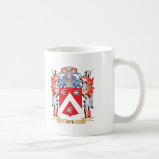 Gel Coat of Arms - Family Crest Coffee Mug