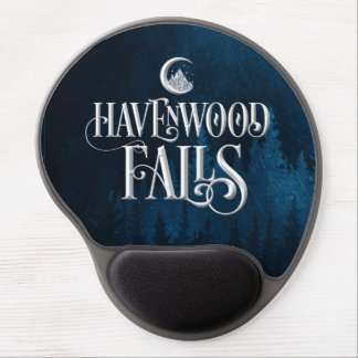 Gel Mouse Pad - HF Forest