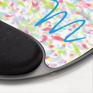 Gel Mouse Propellant-actuated device, Initial, Gel Mouse Pad