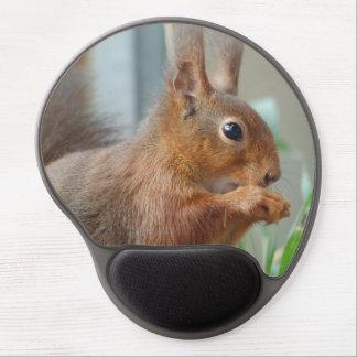 Gel Mousepad squirrel Squirrel Écureuil
