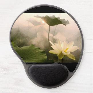 Gel Mousepad with Lotus Image