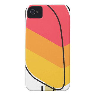 Gelato Ice Cream iPhone 4 Case-Mate Case