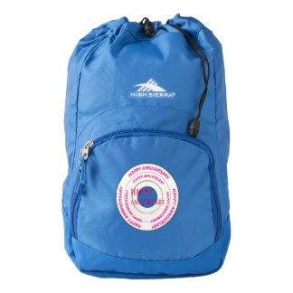 GEM CIRCLES High Sierra Backpack