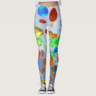 Gem Explosion! Leggings