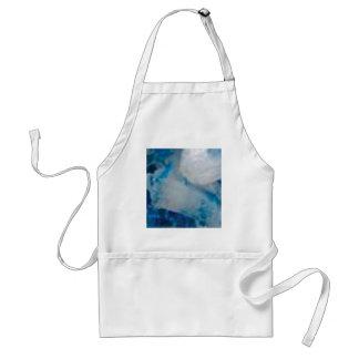 gem of blue color standard apron