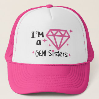 GEM Sisters - I'm a GEM Hat