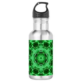Gem Star Mandala 532 Ml Water Bottle