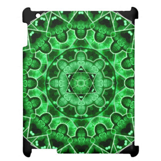 Gem Star Mandala Case For The iPad