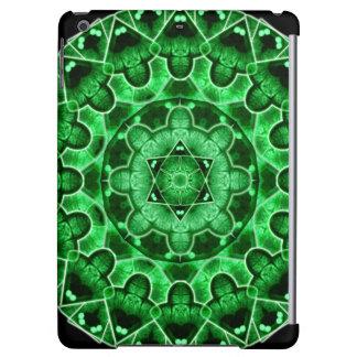Gem Star Mandala Cover For iPad Air