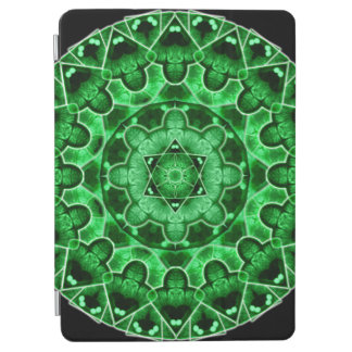 Gem Star Mandala iPad Air Cover