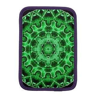 Gem Star Mandala iPad Mini Sleeve