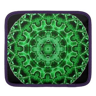 Gem Star Mandala iPad Sleeve