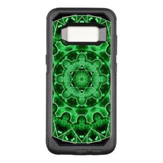 Gem Star Mandala OtterBox Commuter Samsung Galaxy S8 Case