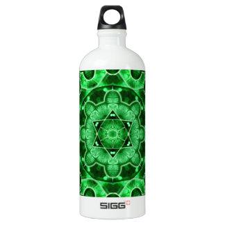Gem Star Mandala Water Bottle