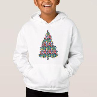 GEM studded XMAS Tree :  Merry Christmas