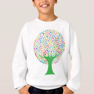 Gem tree sweatshirt