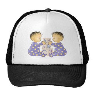 Gemini AstrologyBabies - almond eyes Trucker Hat
