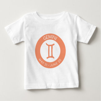 Gemini Baby T-Shirt