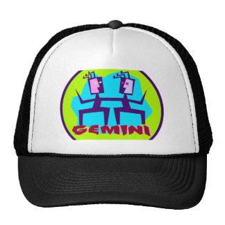 Gemini Badge Trucker Hat