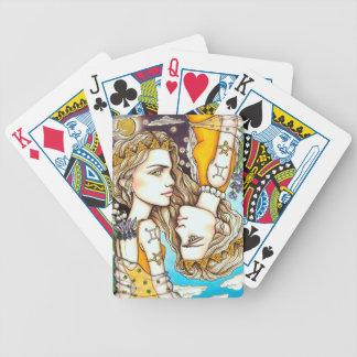 Gemini Bicycle Playing Cards