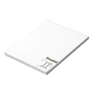 Gemini chrome symbol notepad