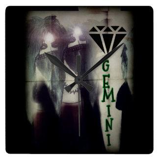 Gemini Clock