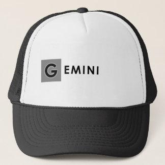 GEMINI COLOR TRUCKER HAT