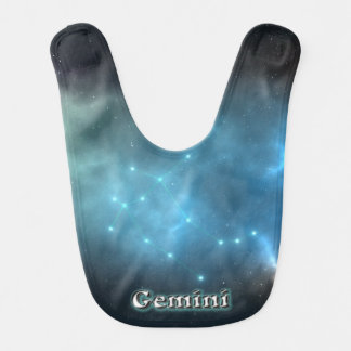 Gemini constellation bib