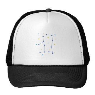 Gemini Constellation Trucker Hat