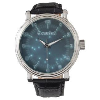 Gemini constellation watch