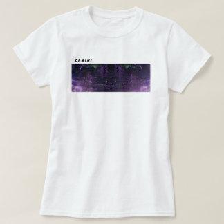 Gemini Glitch Art T-Shirt
