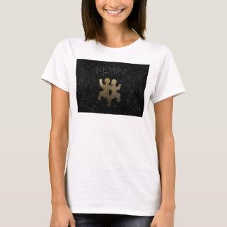 Gemini golden sign T-Shirt