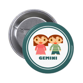 Gemini is my Zodiac Sign Pins