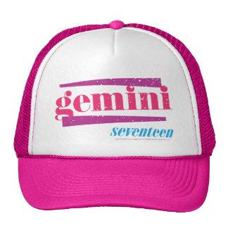 Gemini Pink Trucker Hat