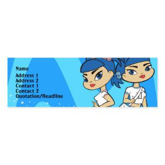 Gemini Profile Card Mini Business Card
