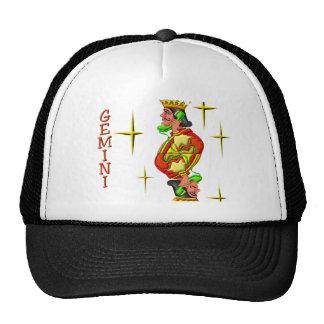 Gemini (stars) trucker hat