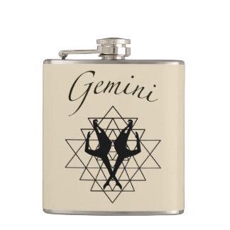 Gemini Steele Flask