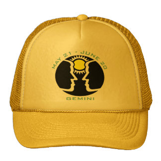 Gemini T-shirts and Gifts Trucker Hat