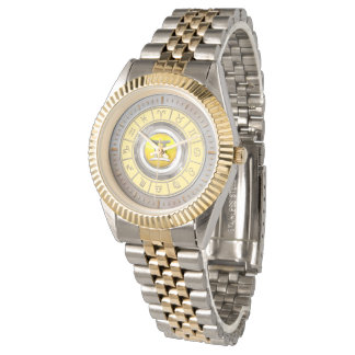 Gemini - The Twins Astrological Sign Wrist Watches