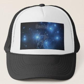 Gemini Trucker Hat