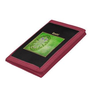 Gemini Zodiac Astrology design Tri-fold Wallets