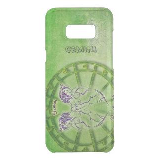 Gemini Zodiac Astrology design Uncommon Samsung Galaxy S8 Plus Case