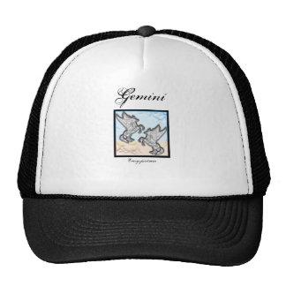 Gemini Zodiac Items Trucker Hat